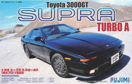 1/24 ID25 トヨタ スープラ3.0 ターボA 1987
