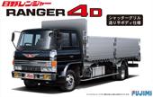 1/32 HT(09) 日野レンジャー 4D シャッターグリル 造り平ボディ仕様