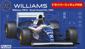 1/20 GP(SP39) ウィリアムズFW16 ブラジルGP ドライバーフィギュア付き