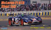マクラーレン F1 1/24 RS(27) GTR ショートテール   ル・マン 1995 #24