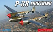 1/144 144(16) P38 ライトニング ディフォルメP38付