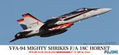1/72 F(SP) VFA-94 マイティシュライクス 岩国海兵航空基地 F/A 18C ホーネット