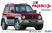 1/24 ID116 三菱 パジェロ ジュニア ZR-II