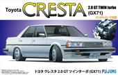 1/24 ID178 トヨタ クレスタ 2.0 GTツインターボ GX71