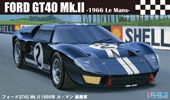 1/24 RS16 フォードGT40 Mk-II'66 ル・マン 優勝車