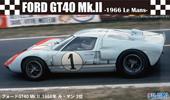 1/24 RS32 フォードGT40 Mk-II'66 ル・マン 2位