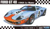 1/24 RS97 フォードGT40 '68 ルマン優勝車