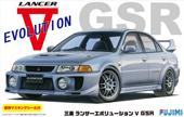 1/24 ID100 三菱 ランサーエボリューションⅤ GSR