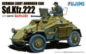 1/76 WA19 ドイツ 軽装甲車 Sd.Kfz.222
