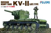 1/76 WA37 ロシア 重戦車カーベⅡ 後期型