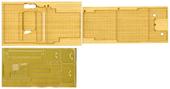 1/350 Gup41 日本海軍航空母艦 加賀専用木甲板シール
