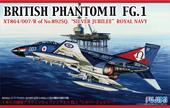 1/72 F59 ブリティッシュ ファントムⅡ FG.1 シルバージュビリー