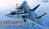 1/72 F61 F14-A トムキャット ジョリーロジャース
