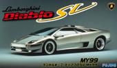 1/24 RS79 ランボルギーニ ディアブロSV MY99