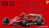 1/20 GP2 フェラーリ 126C2 1982