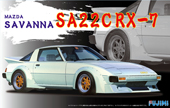 1/24 ID80 マツダ サバンナ SA22C RX-7