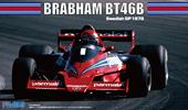 1/20 GP12 ブラバムBT46B スウェーデンGP #1ニキ・ラウダ/#2ジョン・ワトソン