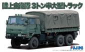 1/72 ML8 陸上自衛隊 3・1/2t 大型トラック