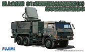 1/72 ML11 陸上自衛隊 81式 短距離地対空誘導弾(C) 射撃統制装置搭載車