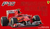 1/20 GP19 フェラーリF10 日本/ドイツ/イタリアGP