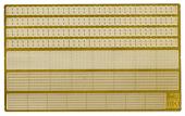 1/700 MS70002 日本海軍艦艇用 手摺/艦橋窓枠セット