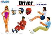 1/24 GT4 ドライバー
