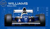 1/20 GP24 ウィリアムズ FW16ルノー (サンマリノGP/ブラジルGP/パシフィックGP)