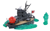 ちび丸2EX-1 ちび丸艦隊 武蔵 特別仕様(エフェクトパーツ付き)
