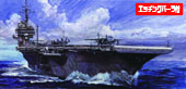 1/700 SWM38EX-1 CV63 キティホーク 特別仕様 (金属部品/真鍮製救命艇/CVW-5 65機付き)