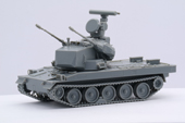 1/72 ML9 陸上自衛隊 87式自走高射機関砲