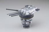 1/200 装備品1EX-2 戦艦大和 九四式46センチ3連装主砲塔(シースルー版)