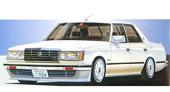 1/24 ID270 トヨタ クラウン2.8 4ドアHT ロイヤルサルーン'79 (MS110)