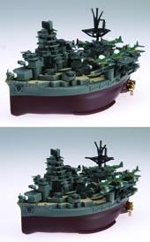 ちび丸43 ちび丸艦隊 航空戦艦 伊勢/日向