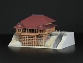 建11EX-1 1/400 清水寺舞台 特別仕様(西門・鐘楼・三重の塔付き)