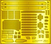 1/72 ML202 陸上自衛隊 10式戦車 純正エッチングパーツ