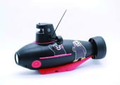 くまモン15EX-1 潜水艦 くまモンバージョン 特別仕様 (ニッパー付き)