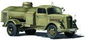 1/72 ML4 ドイツ軍 3tトラック(箱型救護車/燃料給油車)
