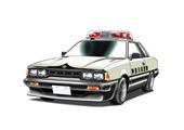 1/24 よろしくメカドック8 ニッサン シルビアHT RS(S110)高速隊(那智 徹)