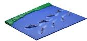 1/3000 軍艦37 海上自衛隊第4護衛隊群(1998年)