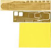 1/700 特15EX-102 日本海軍航空母艦 隼鷹用木甲板シール(w/艦名プレート)