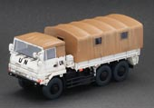 1/72 ML8EX-2 陸上自衛隊 3・1/2t  トラック 特別仕様(白色塗装仕様)
