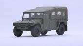 1/72 ML19 陸上自衛隊 高機動車