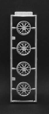 1/24 W103 BBS RG346 17インチ