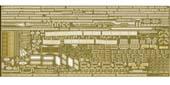 1/700  特50EX-101 日本海軍航空母艦 瑞鶴用 エッチングパーツ(w/2ピース25ミリ機銃)