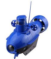 自由研究61EX-2 のりもの編 潜水艦(ブルー×ブラック)