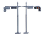 1/24 GT35 交通信号機(車両用/歩行者用)セット