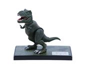 自由研究1 EX-1 きょうりゅう編 ティラノザウルス 特別仕様(彩色済み台座付き)