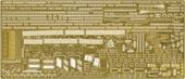 1/700 特41EX-101 日本海軍航空母艦 翔鶴用 エッチングパーツ(w/2ピース25ミリ機銃)