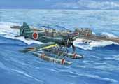 1/72 C40 空技廠 零式小型水上機