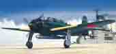 1/72 C41 中島艦上攻撃機 天山(11型/12型/12型甲)